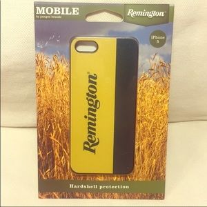 Mobile by Pangaea brands REMINGTON iPhone 5 case